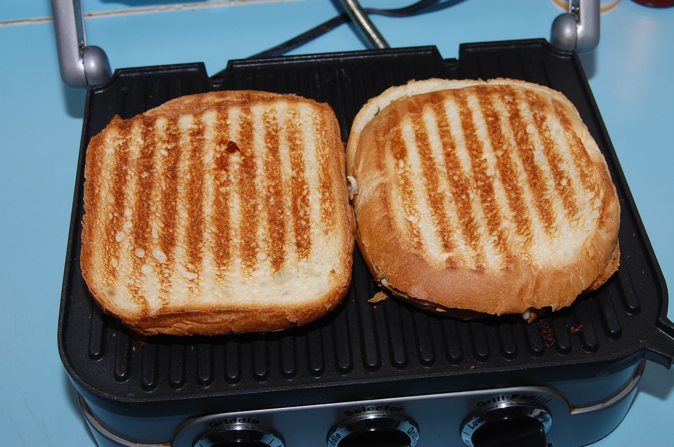 how to clean panini maker